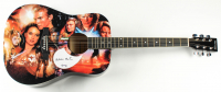 "Natalie Portman Signed ""Star Wars"" 40"" Acoustic Guitar (PSA Hologram) at PristineAuction.com"