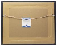 Richard Petty & Dale Inman Signed 11x14 Custom Framed Photo Display (Beckett COA) at PristineAuction.com