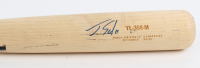 Jorge Soler Signed Game-Used Tucci Lumber Baseball Bat (JSA COA) at PristineAuction.com
