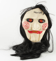 "Tobin Bell Signed ""Saw"" Billy the Puppet Mask (PSA COA) at PristineAuction.com"