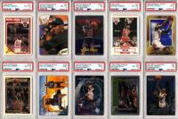 Icon Authentic Black Diamond Michael Jordan Series 1 Mystery Box 50+ Cards Per Box at PristineAuction.com