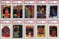 Icon Authentic Black Diamond Michael Jordan Series 2 Mystery Box 50+ Cards Per Box at PristineAuction.com