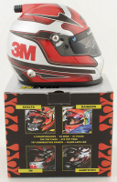 Jeff Gordon Signed NASCAR Limited Edition 3M 1:3 Scale Mini-Helmet (Gordon Hologram) (See Description) at PristineAuction.com