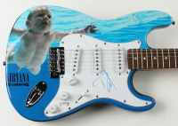 "Dave Grohl Signed ""Nirvana: Nevermind"" 39"" Electric Guitar (PSA COA) at PristineAuction.com"