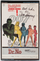 "Sean Connery Signed ""Dr. No"" Sideshow Toy Action Figure Inscribed ""Best Wishes"" (Beckett LOA) at PristineAuction.com"