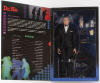 """Sean Connery Signed """"Dr. No"""" Sideshow Toy Action Figure Inscribed """"Best Wishes"""" (Beckett LOA) at PristineAuction.com"""