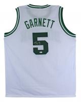 Kevin Garnett Signed Jersey (Beckett COA) at PristineAuction.com