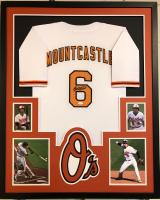 Ryan Mountcastle Signed 34x42 Custom Framed Jersey (JSA COA) at PristineAuction.com