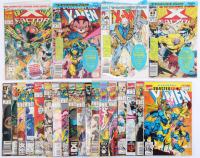 Lot of (22) X-Men Marvel Comic Books Issues Ranging from #1 - #294 at PristineAuction.com