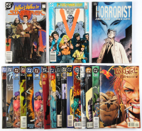 Lot of (20) DC Comic Books Issues Ranging from #0 - #100 at PristineAuction.com