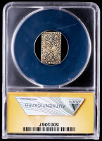 1868-69 Japan 2 Bu Shogunate Gold Coin (ANACS EF40) at PristineAuction.com