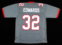 Mike Edwards Signed Jersey (JSA COA) at PristineAuction.com
