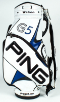 Bubba Watson Signed Ping Used Golf Bag (JSA ALOA) at PristineAuction.com