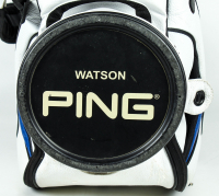 Bubba Watson Signed Ping Used Golf Bag (JSA ALOA) at PristineAuction.com