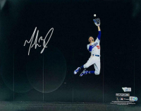 Mookie Betts Signed Dodgers 11x14 Photo (Fanatics Hologram) at PristineAuction.com