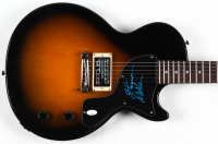 "Steve Miller Signed 40"" Epiphone Junior Model Electric Guitar (JSA COA) at PristineAuction.com"
