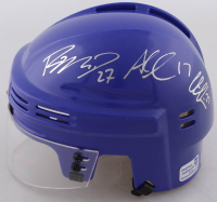 Ryan Mcdonagh, Alex Killorn, & Victor Hedman Signed Lighting Hockey Mini Helmet (Mcdonagh COA, Killorn COA & Hedman COA) at PristineAuction.com