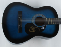 """Granger Smith Signed 38"""" Acoustic Guitar (Beckett COA) at PristineAuction.com"""