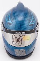 Dale Earnhardt Jr. Signed NASCAR Nationwide #88 1:3 Scale Mini-Helmet (Dale Jr. Hologram & COA) at PristineAuction.com