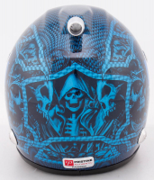 Dale Earnhardt Jr. Signed NASCAR Nationwide #88 1:3 Scale Mini-Helmet (Dale Jr. Hologram & COA) at PristineAuction.com