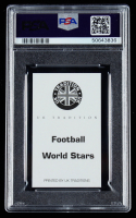 Lionel Messi 2004 UK Traditions Football World Stars (PSA 10) at PristineAuction.com