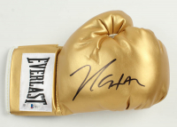 Julio Cesar Chavez Signed Everlast Boxing Glove (Beckett COA) at PristineAuction.com