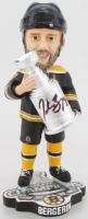 Patrice Bergeron Signed Bruins Bobble Head (Bergeron COA) at PristineAuction.com