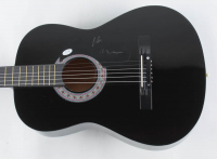 "Van Morrison Signed 38"" Acoustic Guitar (AutographCOA Hologram) at PristineAuction.com"