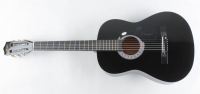 "Van Morrison Signed 38"" Acoustic Guitar (AutographCOA Hologram) at PristineAuction.com"