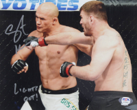"Stipe Miocic Signed UFC 8x10 Photo Inscribed ""Lights Out!"" (PSA COA) at PristineAuction.com"