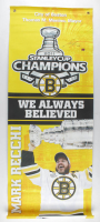 Mark Recchi Signed Bruins 24x72 Custom Vinyl Street Banner (YSMS COA) at PristineAuction.com