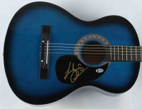 """Lee Brice Signed 38"""" Acoustic Guitar (Beckett Hologram) at PristineAuction.com"""