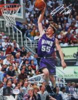 Jason Williams Signed Kings 8x10 Photo (PSA COA) at PristineAuction.com
