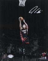 Jason Williams Signed Heat 8x10 Photo (PSA COA) at PristineAuction.com