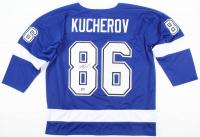 Nikita Kucherov Signed Jersey (Kucherov COA) at PristineAuction.com