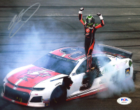 Chase Elliott Signed NASCAR 8x10 Photo (PSA COA) at PristineAuction.com