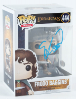"Elijah Wood Signed ""The Lord of the Rings"" #444 Funko Pop! Vinyl Figure (PSA COA) at PristineAuction.com"