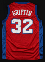 Blake Griffin Signed Clippers Jersey (PSA COA) at PristineAuction.com