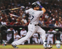 Trevor Story Signed Rockies 11x14 Photo (PSA COA) at PristineAuction.com