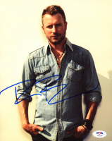 Dierks Bentley Signed 8x10 Photo (PSA COA) at PristineAuction.com