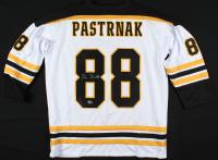 David Pastrnak Signed Jersey (Pastrnak COA) at PristineAuction.com