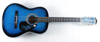 "Vince Gill Signed 38"" Acoustic Guitar (JSA COA) at PristineAuction.com"
