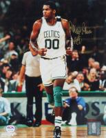 Robert Parish Signed Celtics 8x10 Photo (PSA COA) at PristineAuction.com