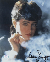 """Sean Young Signed """"Blade Runner"""" 8x10 Photo (PSA COA) at PristineAuction.com"""