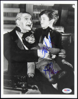 "Al Lewis & Butch Patrick Signed ""The Munsters"" 8x10 Photo (PSA COA) at PristineAuction.com"