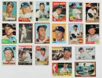 Lot of (19) 1996 Mickey Mantle Baseball Cards with 1952 Topps Rookie Card Reprint at PristineAuction.com
