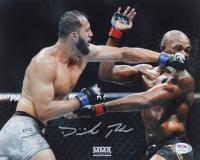 Dominick Reyes Signed UFC 8x10 Photo (PSA COA) at PristineAuction.com