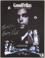 "Henry Hill Signed ""Goodfellas"" 8x10 Photo (Hill Hologram & JSA SOA) at PristineAuction.com"