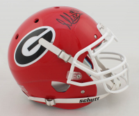 Todd Gurley Signed Georgia Bulldogs Full-Size Authentic On-Field Helmet (Beckett Hologram) at PristineAuction.com