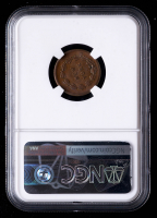 1863 Civil War Token - Pro Bono Publico (NGC MS64 Brown) at PristineAuction.com